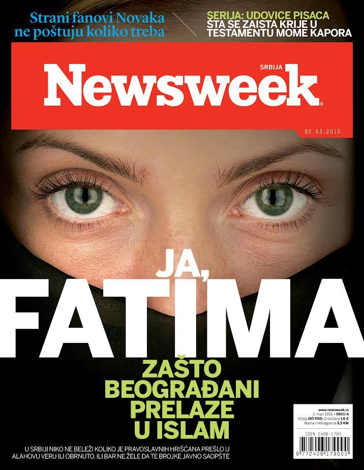 Newsweek magazine college essay