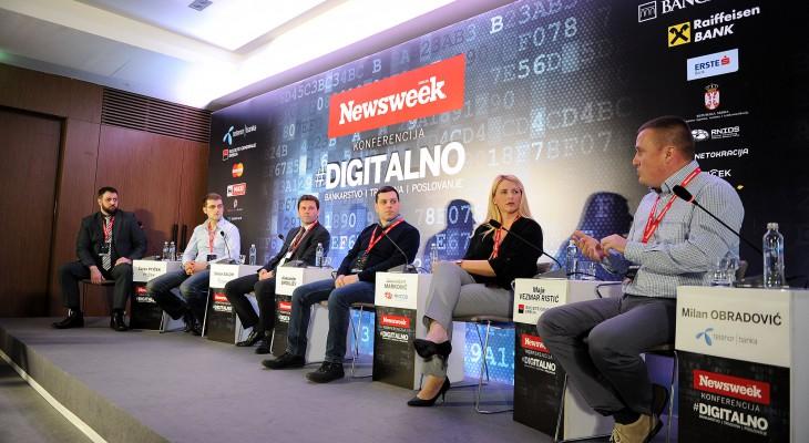 Još jedna uspešna Newsweek konferencija – #DIGITALNO2016