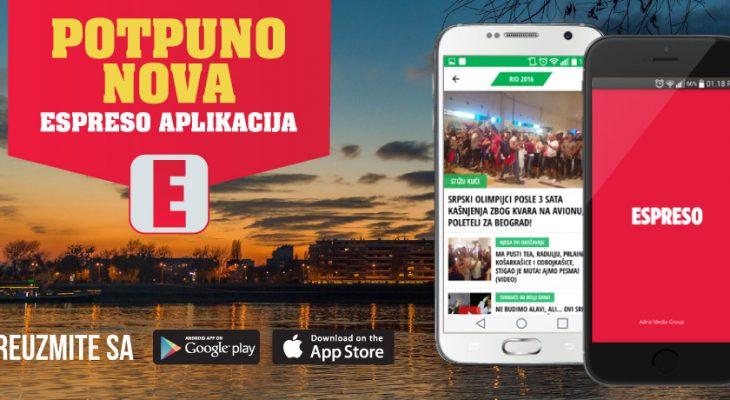 Za korak ispred svih:  Novi rekord portala Espreso.rs i nova iOS aplikacija u jednom danu!