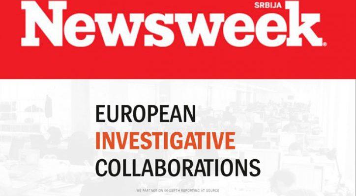 Veliko priznanje izdanju Adria Media Grupe – Njuzvik Srbija u timu sa Sandej tajmsom i Špiglom