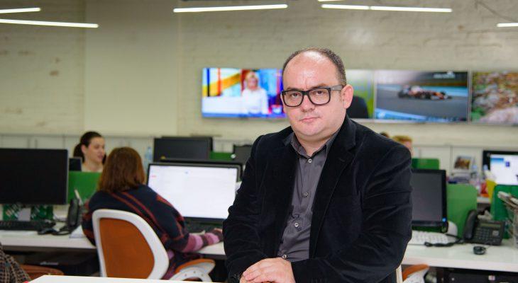 POJAČANJE U REDOVIMA ADRIA MEDIA GRUPE: Nikola Jovanović novi Content Manager