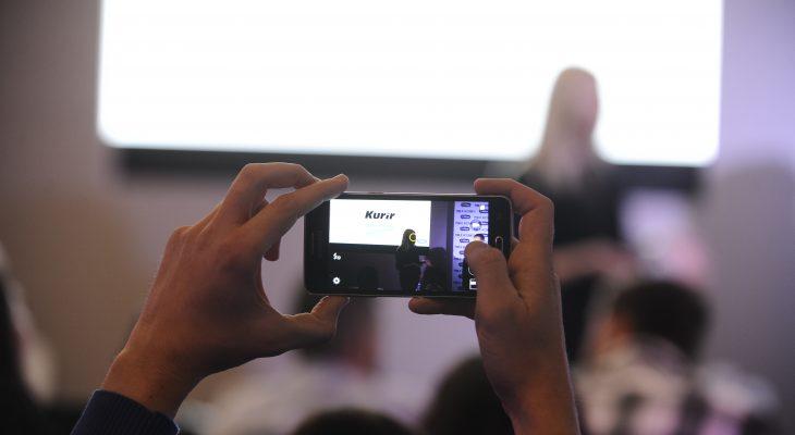 KURIR ROBOT VAMA NA USLUZI: Kurir jedan od prvih medija u svetu koji je lansirao Vajber javni nalog!