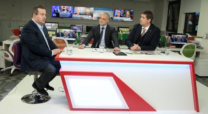AMG LANSIRALA NOVI MEDIJSKI FORMAT: Kurir TV postavio nove standarde medijima u Srbiji