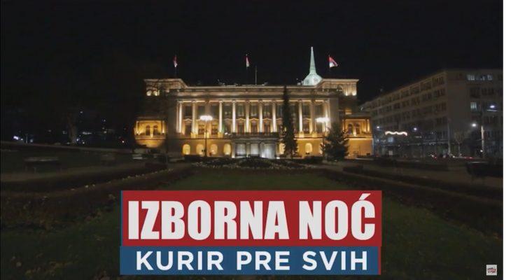 Rekordna gledanost izbornog programa Kurir TV