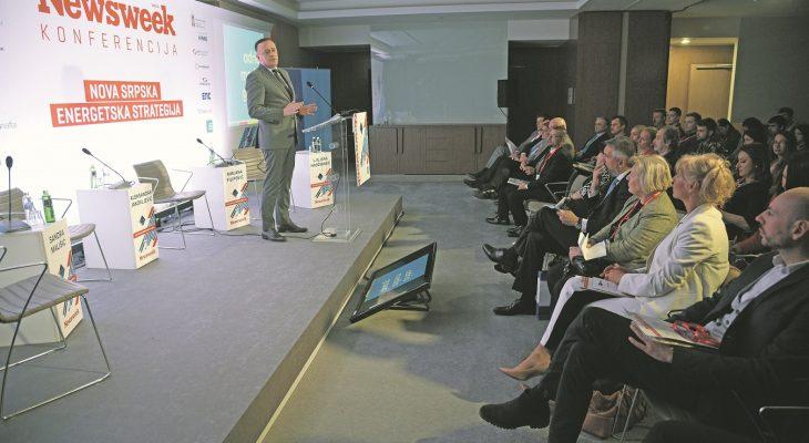 """Newsweek Srbija okupio energetske gigante na konferenciji """"Nova srpska energetska strategija"""""""