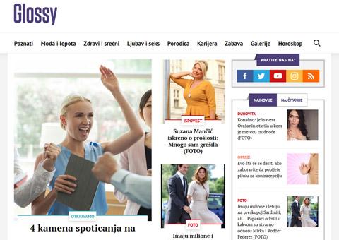 Glossy.espreso.rs