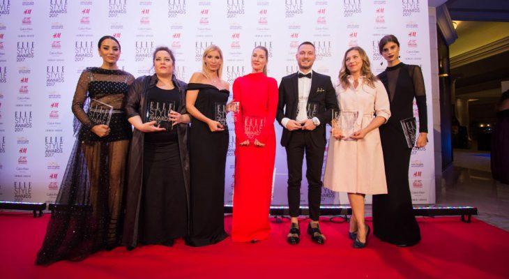 ELLE STYLE AWARDS: Dobitnici priznanja za 2017!