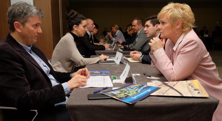 ADRIA MEDIA GROUP PODRŽAVA NAJBOLJE BIZNIS – PROJEKTE: Brzi poslovni sastanci kao nova forma netvorkinga