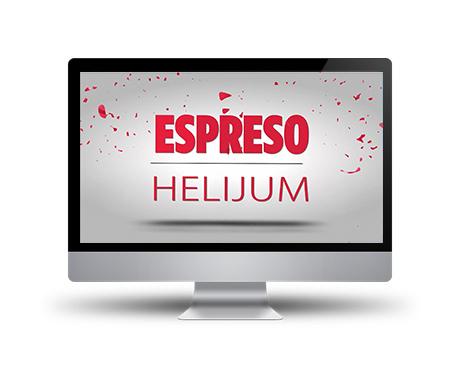 espreso helijum