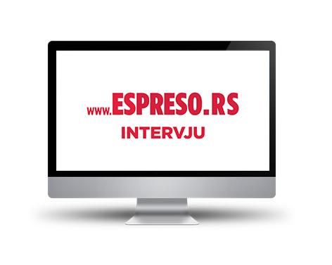 espreso intervju