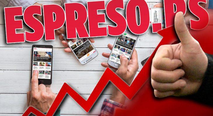 JOŠ JEDAN REKORD U ADRIA MEDIA GROUP: Espreso.rs u martu imao najbolji rezultat otkako postoji