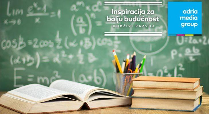 ODRŽIVI RAZVOJ – CILJ BROJ 4 AGENDE UN DO 2030: Ulaganje u obrazovanje je investicija u budućnost