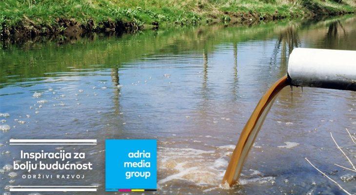 ODRŽIVI RAZVOJ – OTPADNE VODE, NAJVEĆI PROBLEM SRBIJE: Pomozimo vodi da ostane čista