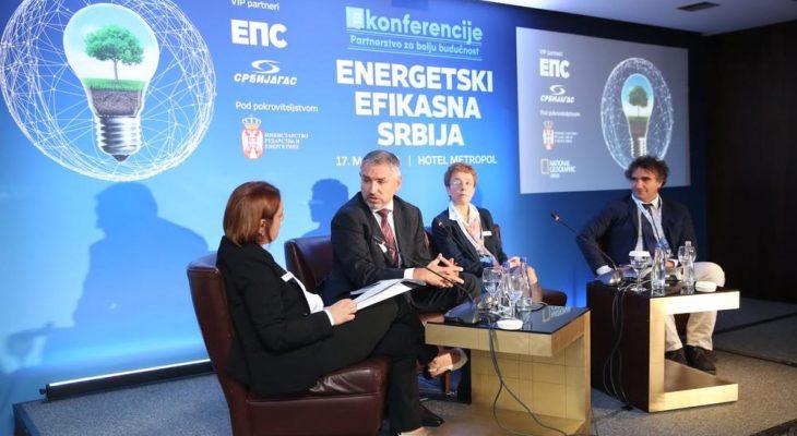 (LIVE BLOG) VELIKA KONFERENCIJA ADRIA MEDIA GROUP ENERGETSKI EFIKASNA SRBIJA Učesnici panela: Važno je da koristimo resurse koje imamo u Srbiji