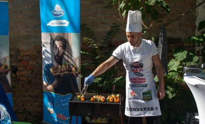 SPOJ SNAGE I ZDRAVIH ZALOGAJA: Sjajno druženje za Men's Health Grill Day!
