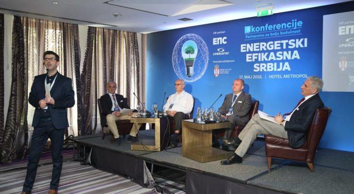 KONFERENCIJA ENERGETSKI EFIKASNA SRBIJA: Ključna godina za energetiku zemlje