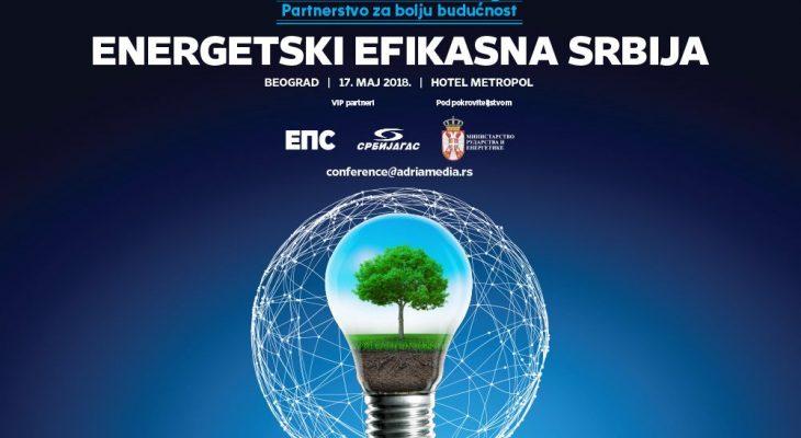 VELIKA KONFERENCIJA ADRIA MEDIA GROUP: Energetski efikasna Srbija