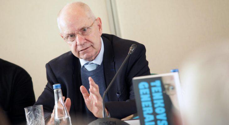 Doajen danskog novinarstva Jergen Ejbel predstavio svoju biografiju u izdanju Adria Media Grupe