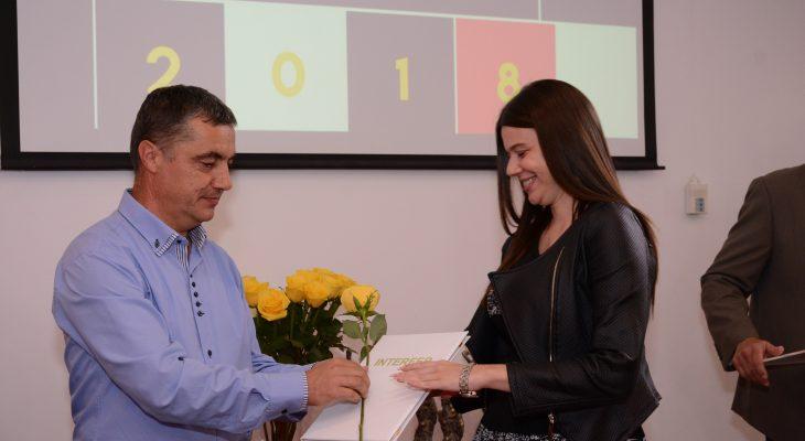 Novinarka Kurira osvojila nagradu na INTERFER festivalu