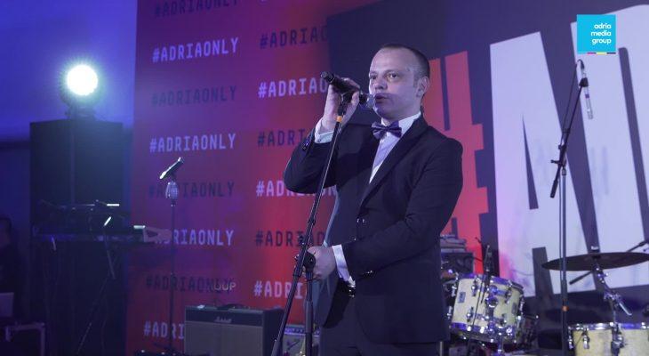 SPEKTAKULARNA REGIONALNA ŽURKA ADRIJA MEDIJE Aleksandar Rodić: Ovo je moj poklon vama! Svaka vam čast, ponosan sam na sve vas!