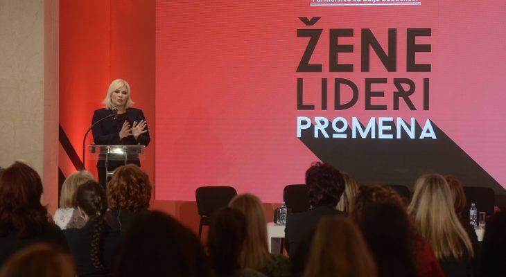 """KOMPANIJA ADRIA MEDIA GROUP ODRAŽALA KONFERENCIJU """"ŽENE – LIDERI PROMENA"""" U MADLENIANUMU"""