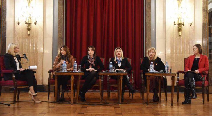 Tribine povodom Međunarodnog dana borbe protiv nasilja nad ženama