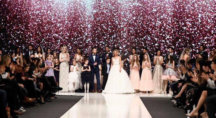 Domaće zvezde zabljesnule na dobrotvornoj reviji Sajma venčanja u Zagrebu
