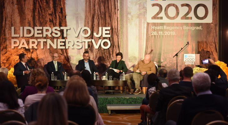 ODRŽIVA BUDUĆNOST 2020: LIDERSTVO JE PARTNERSTVO